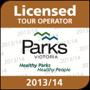 Licensed Tour Operator 2013/14 logo